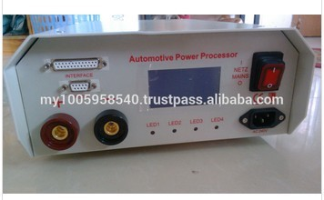 Universal Automatic Voltage Regulator 14V/100A automotive power processor use for Programming Dedicated Power supply