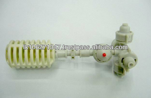 four way fogger with stabilizer weight& check valve