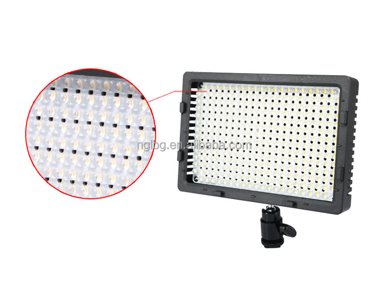 Nanguang 18.24W CN-304 on Camera LED Light Video LED light photo LED light for DSLR DV