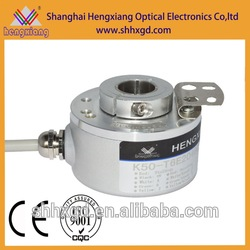 solid shaft encoder S58 rotary type of 10mm manufacturer 720 pluse 720ppr Voltage output,DC12-24V