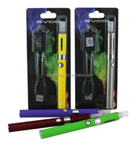 Portable blister pack mt3 evod e cigarette starter kit wholesale