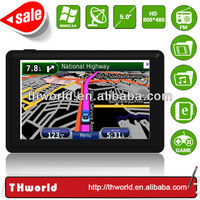 Wholesale Checkout 5 inch Vietname map gps navigation model no. K50 with MSB 2531 CPU 800MHz 4GB Memory