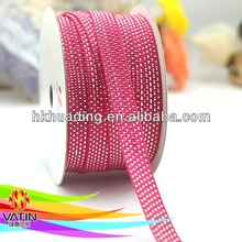 rhinestone ribbon/ sequin ribbon in ribbons as best seller