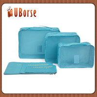 UBORSE Foldable Polyester Travel Matching 6