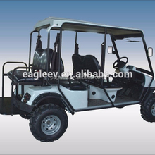 Electric hunting buggy for sale, EG2040ASZ, 6 seat, 4+2, Flip flop seat, CE