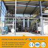 recycling vegetable oil animal fat biodiesel production generator