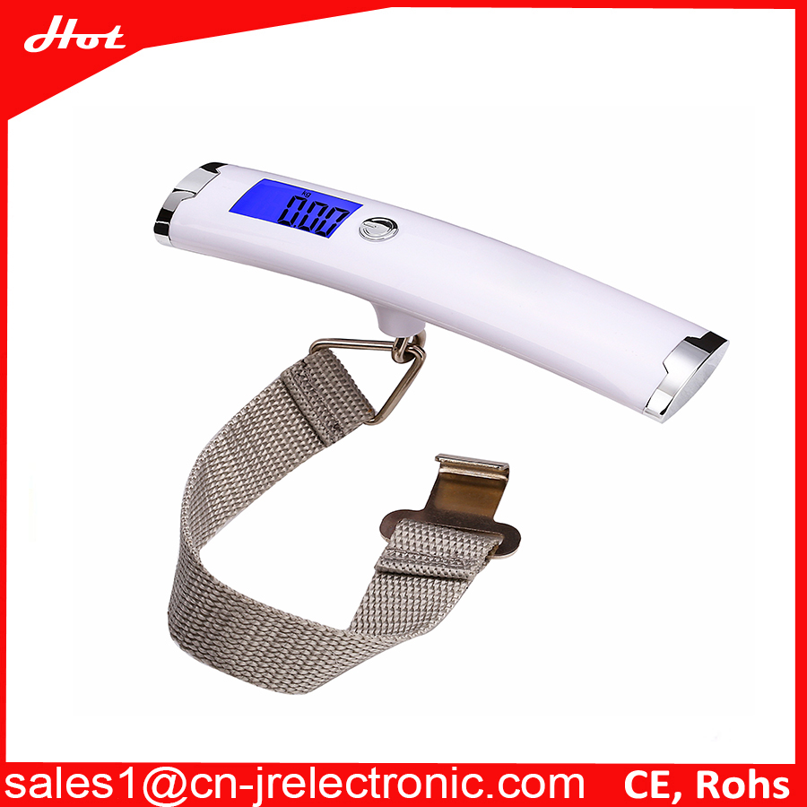 2016 New Innovation! Electronic Gadget with 50kg/110lb Promotional Luggage Scale