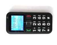 shenzhen factory OEM ODM senior elderly elder people old man cell phone with sos panic button