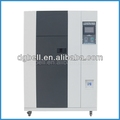 IEC68 Three zone programmable environmental thermal shock testing chambers