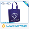 Aduit Manufacturer Cheap Price Custom Colorful Fabric Tote Non Woven Bag
