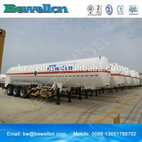 17000L Liquid Argon Transport Truck