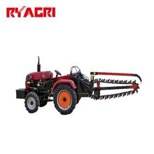 Farm use tractor cable trencher machine for sale