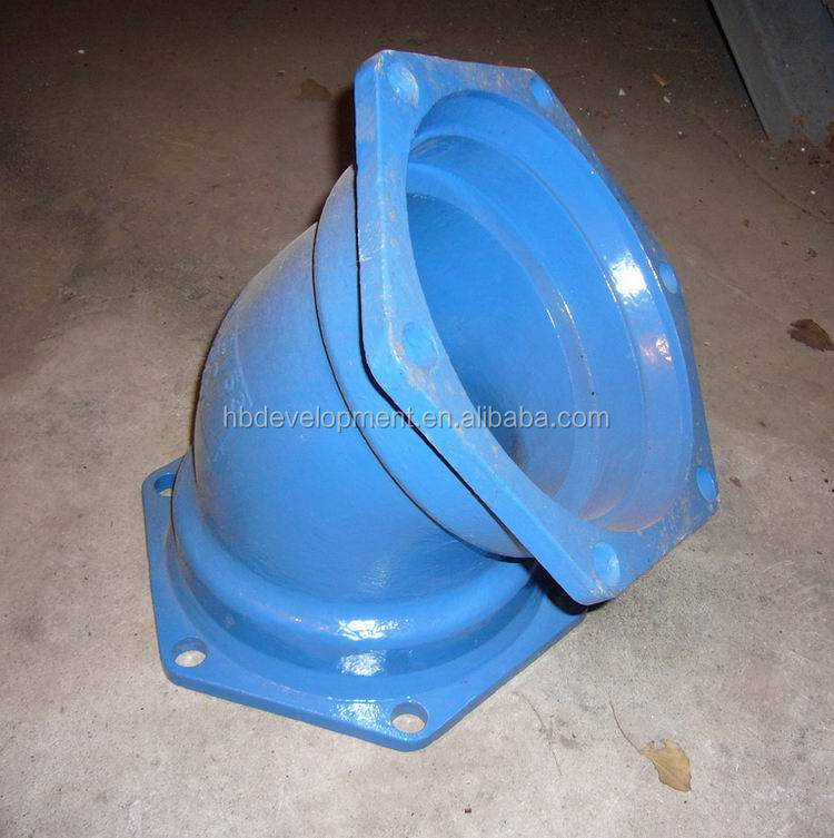 Ductile Iron / Cast Iron Pipe Fittings