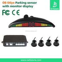 2015 High quality & cheapest led reverse parking sensor system / car reverse led parking sensor