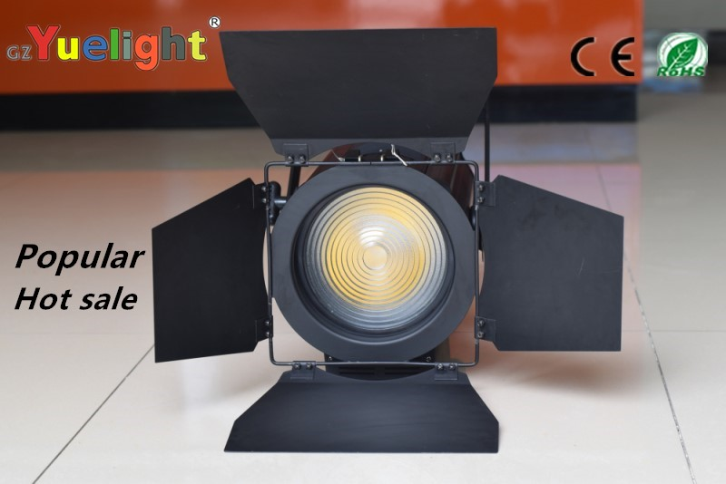 High power ring light led photography warm/cool white 300w light room studio zoom stage light