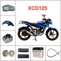 Low price !! Motorcycle parts for BAJAJ PULSAR XCD125