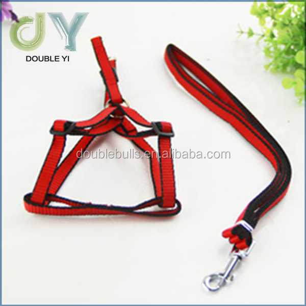 Wholesale Comfort Soft and Padded Microfiber Dog Harness Dog Training Collar for Dogs
