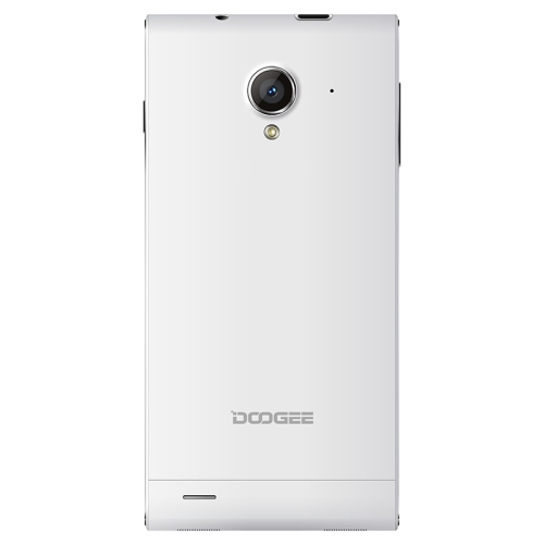 Original DOOGEE DG550 16GB White, 5.5 inch 3G Android Android 4.2.9 Smart Phone