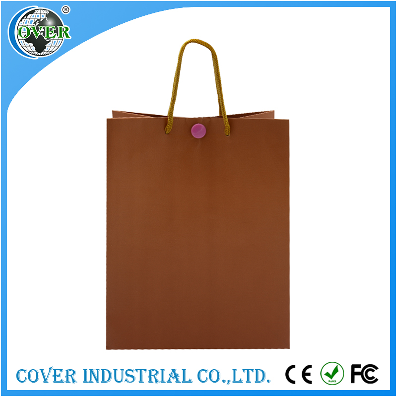 Custom LOGO promotion gifts singing paper bag with music