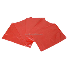 Hot sale wedding party plastic table cloth disposable PE tablecloth