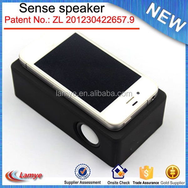 Amplifying Hindi New Song Wireless Audio Interaction Speaker Wireless For Promotion