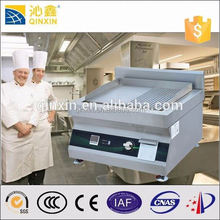 This method is more convenient than stainless steel flat plate gas grill griddle/big party electric barbecue grill