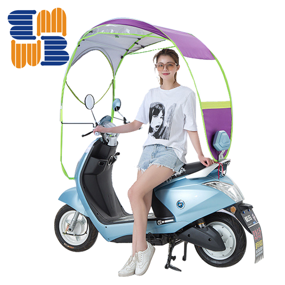 Fashion Outdoor Folding Motorcycle Umbrella