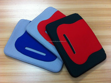 "Ultrathin waterproof neoprene tablet pc bag/case/sleeve, laptop sleeves 12"" for ipad"