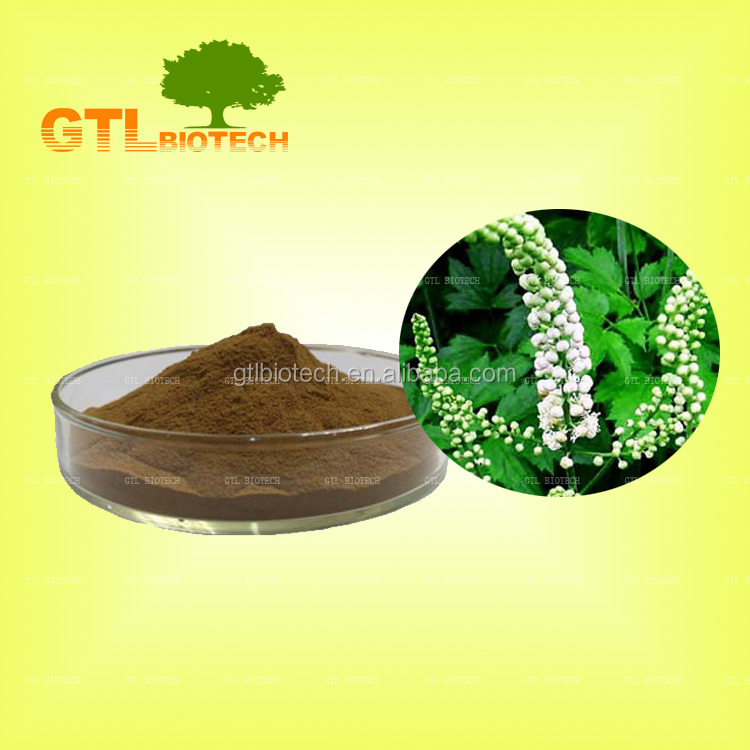 GTL Supply Black Cohosh Root Extract Powder 2.5% 5% 8%