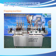 380V 50Hz bottle washing filling capping machine Best price high quality