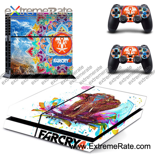 vinyl protective replacement skin sticker decoration for ps4/play station 4 console controller gytm0033