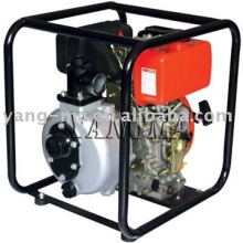 "100KB-4, 1.5/2/3/4inch 2""*2"" / 3""*3"" / 4""*4"" air cooled centrifugal submersible clean self-priming Diesel engine water pump"