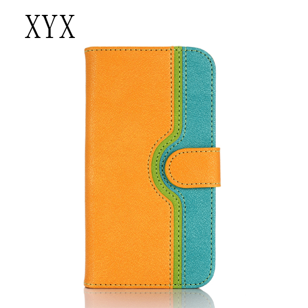 OEM and ODM free!!!! phone accessory pu leather flip case cover case for lg aka