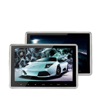 Tablet Style 10inch car car headrest monitor with touch screen car dvd player