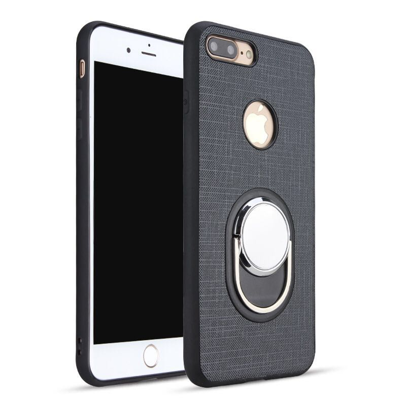 360 degree Finger Ring Phone Case For Iphone 6 Plus Funky Mobile Phone Case For Iphone 6 6 plus