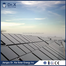 2016 good quality new flat solar thermal collector price