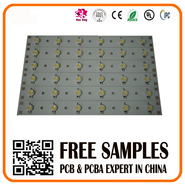 Double sided LED PCB Electronic Circuit Board