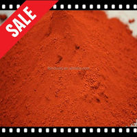 Cosmetic Grade Iron Oxide Red Pigment Fe2o3