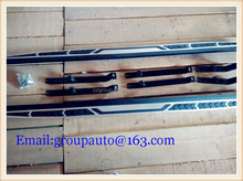 Car accessories side step for Zotye T600 or running board for Zotye T600