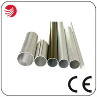 anodized various colorful aluminum tube for roller blind