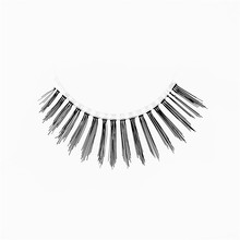 Real handmade full strip eyelashes natural color lashes eye lashes