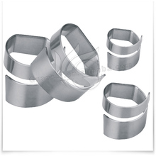 stainless steel napkin ring,wedding napkin ring,silver napkin ring