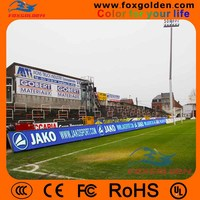 p10 outdoor sports stadium led display board