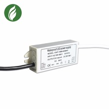 25V -36V LED power supply 50W waterproof LED driver 1500mA with excellent performance