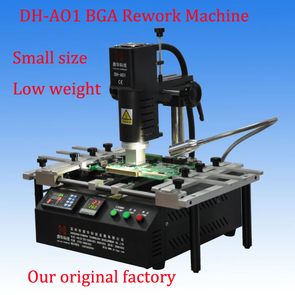 Dinghua DH-A01 2200w ir rework station repairing iphone 6s galaxy s4 motherboard with soldering iron controller