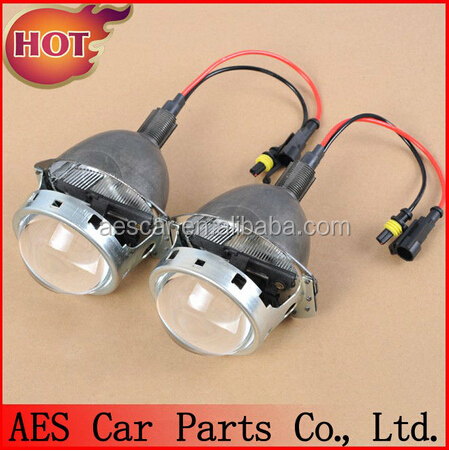 auto spare parts car Bi-xenon led lighting bulb universal nhk Q5 projector for H4 H7 9006 cars lossness installation