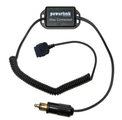 Motorcycle charger for mobile phone