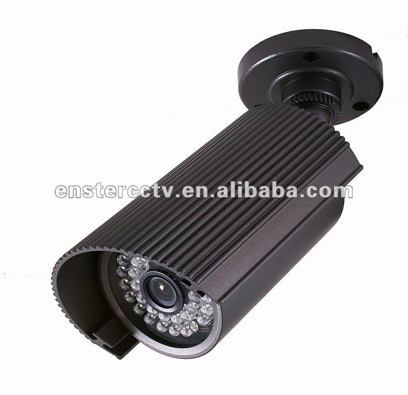 "1/3"" SONY CCD 540TVL waterproof cctv camera"