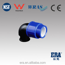ERA pp female thread elbow-pvc fittings making machine
