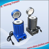 Mini Induction Melting Furnace for Aluminum/Copper/Brass/Bronze